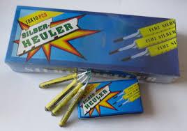 Funke Silberknister Heuler 1 Packung enthalten 10 Luftheuler
